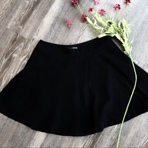 Anything But Basic EXPRESS Skater Skirt